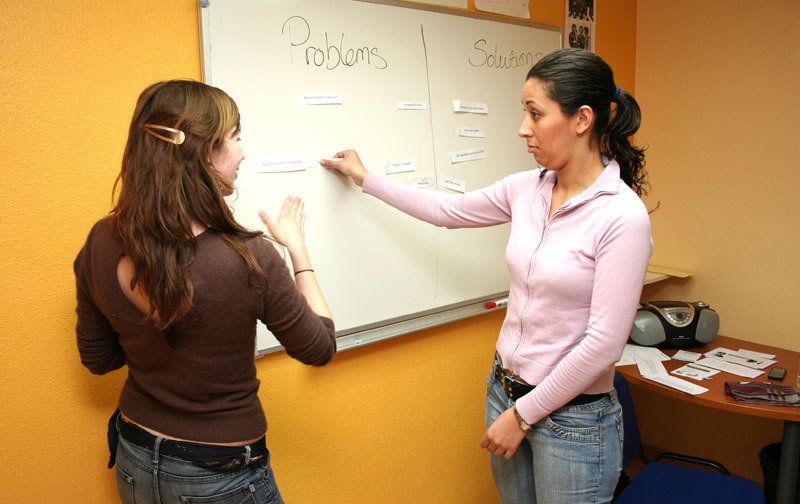 How to teach private on-to-one English lessons in Barcelona (and where to find students)
