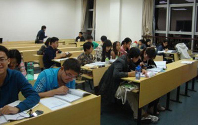 Teaching English in Shanghai