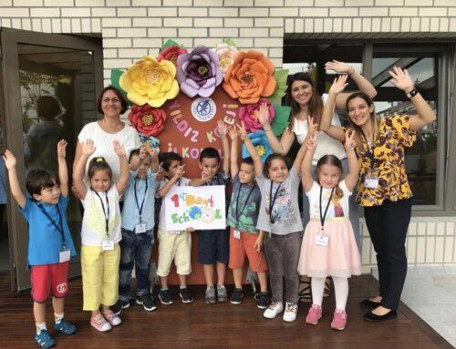Teaching in Turkey by Buse Erginal