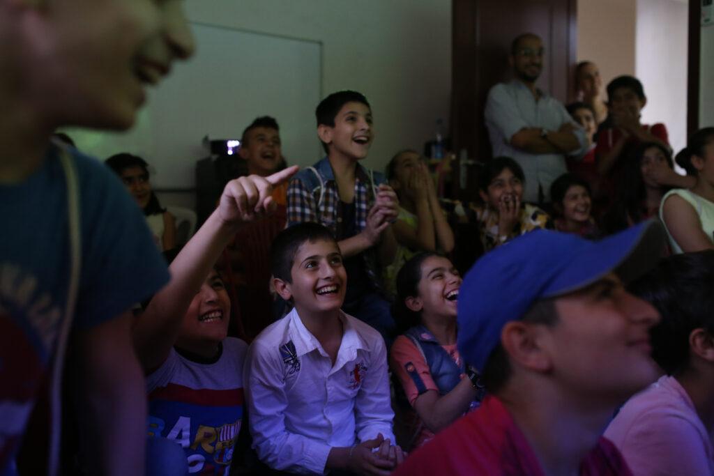 Teaching English to Refugee Communities in Lebanon