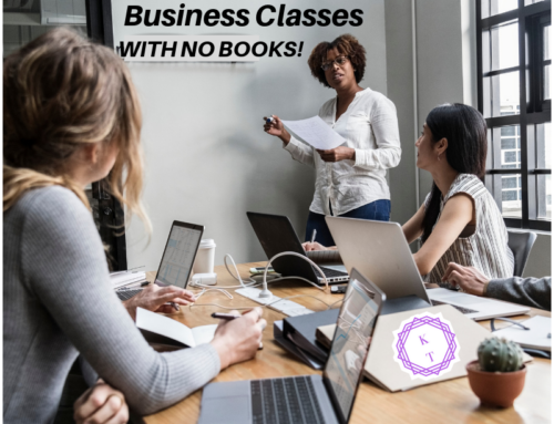 How to Teach Business English Classes without Course/Text Books