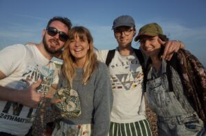 international friends that make up your teaching network as a native English teacher, tefl Barcelona