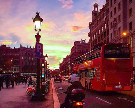 TEFL Courses in Barcelona with Accommodation and Spanish Student Visa Support