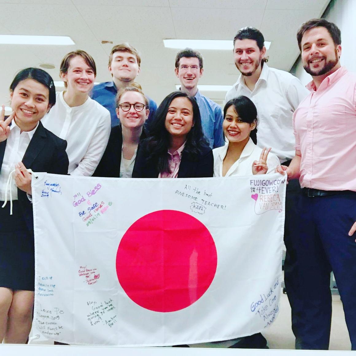 TEFL English teaching in Japan