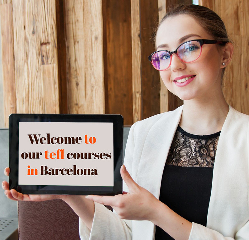 Online TEFL Courses with TEFL Barcelona
