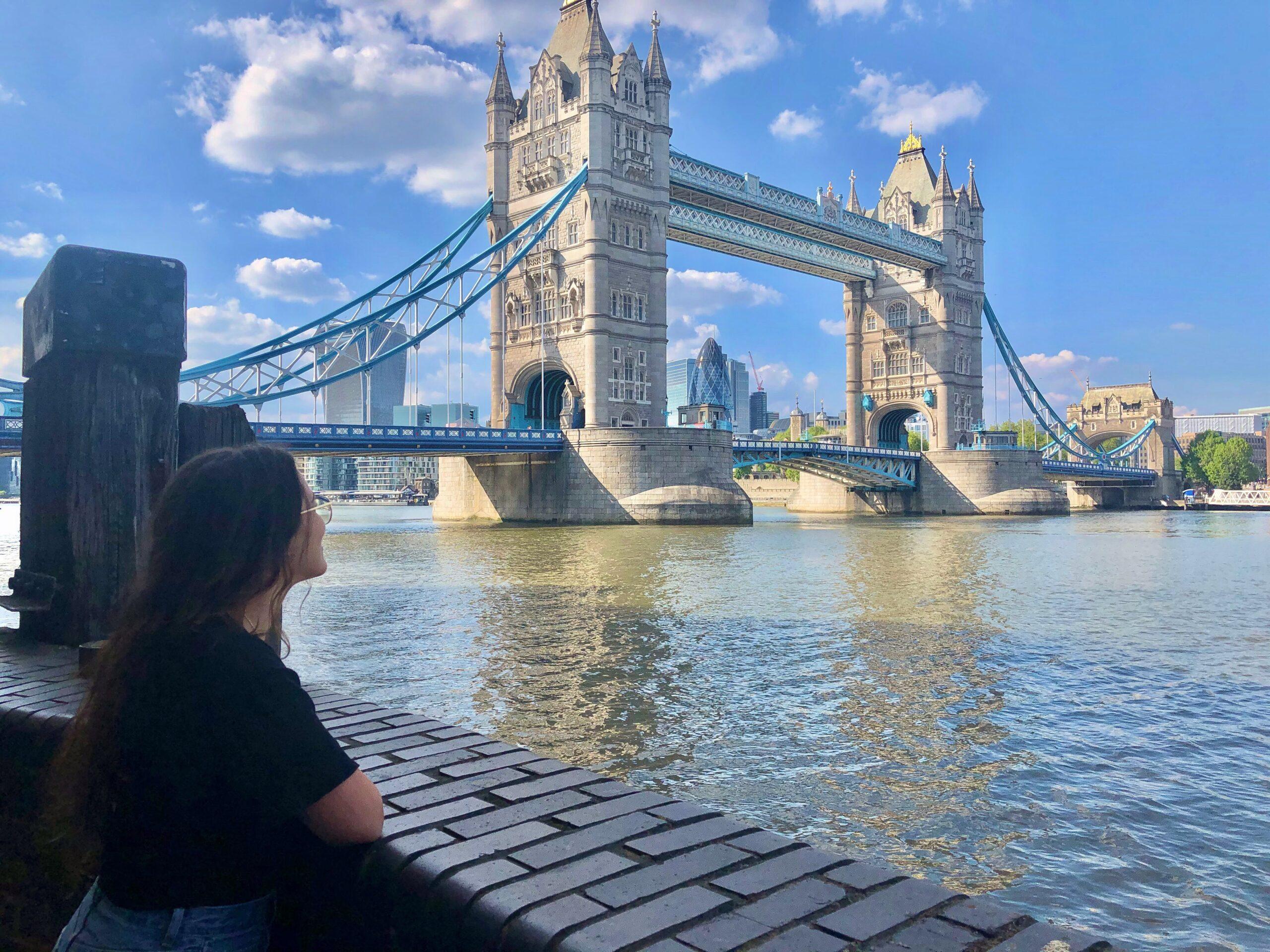 Teaching English online in London